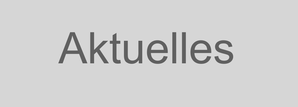 Blog Aktuelles